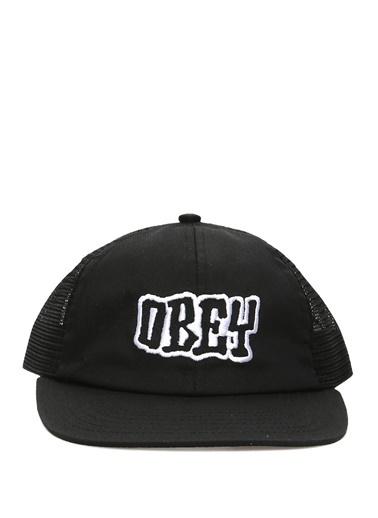 Obey Şapka Siyah